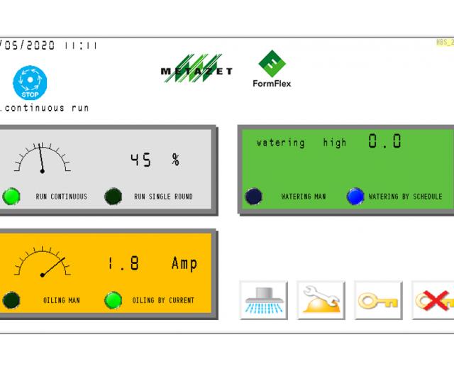 Hanging Basket Systeem Screenshot 3